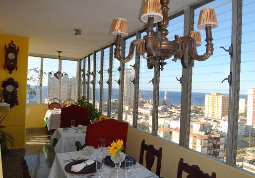Restaurante Porto Habana D-Cuba
