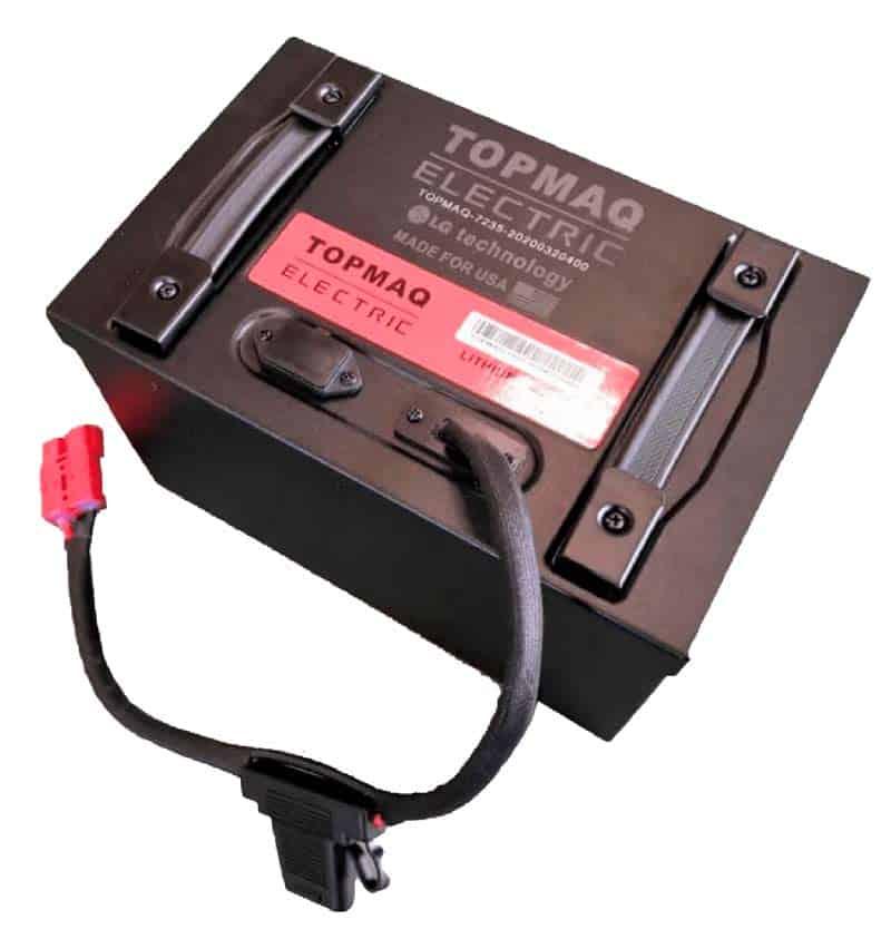 Bateria de Lithium para moto electrica