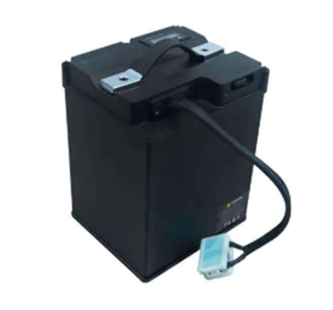 Batería de lithium MURASAKI para cuba