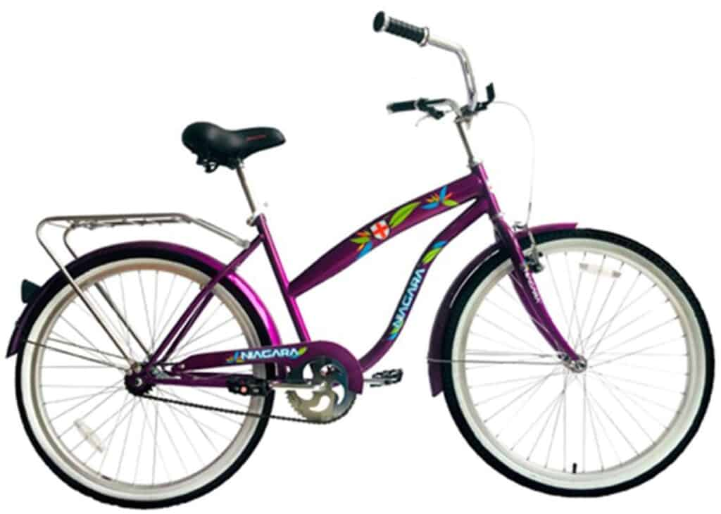 Bicicleta de Pedal MISHOZUKI NIAGARA mujer