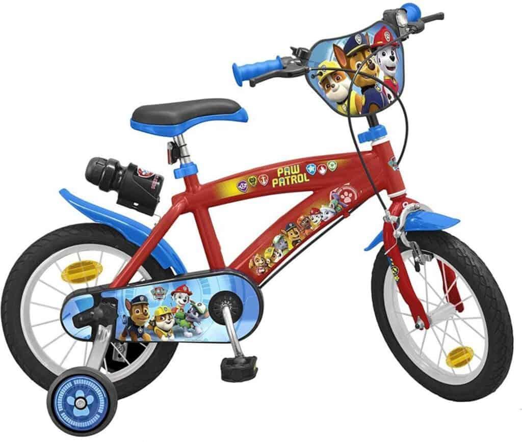 Bicicleta infantil para cuba niño niña