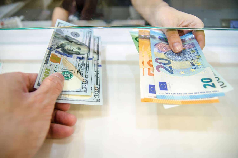 Comprar Euros en Estados Unidos
