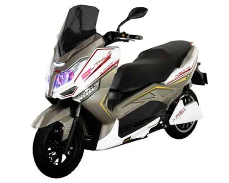 Comprar Moto Eléctrica MURASAKI XS10 Confort Series