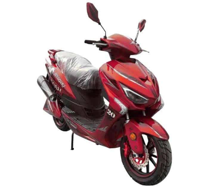 Comprar Moto Electrica UNIZUKI para Cuba