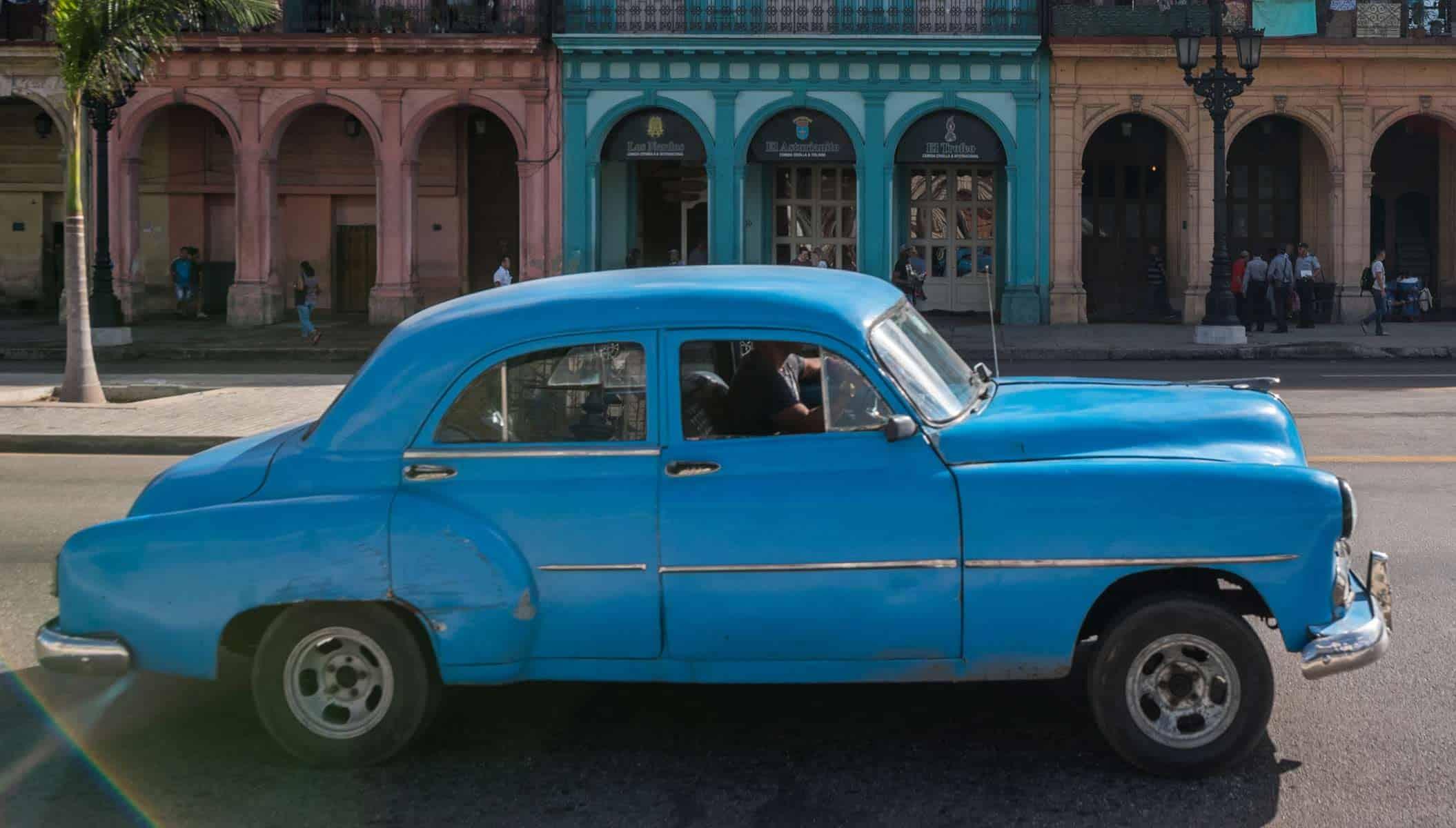 Homologacion de Vehiculos Armados por Piezas en Cuba