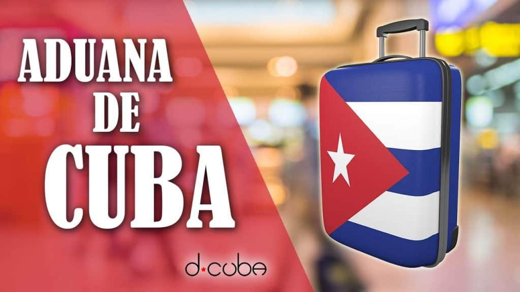 Aduana de Cuba