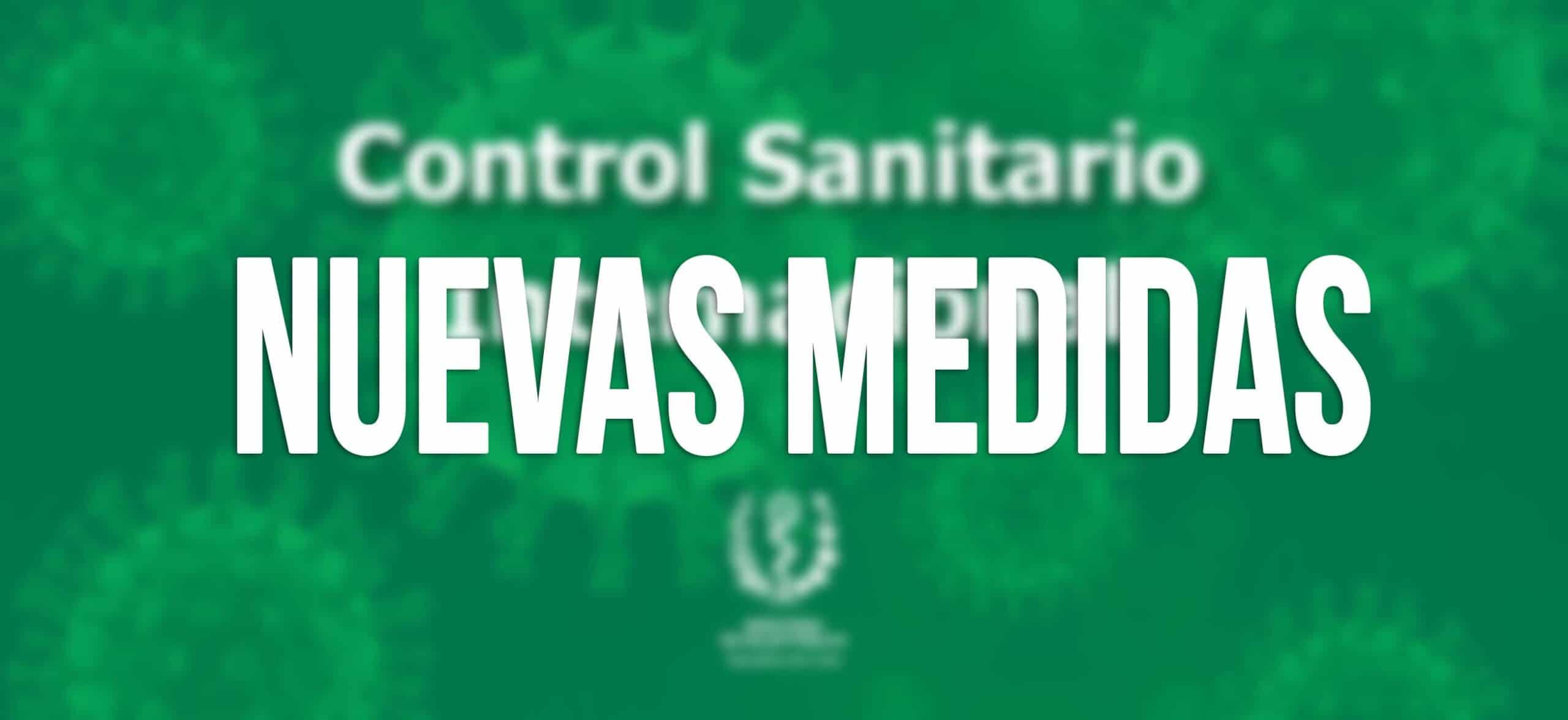 Medidas Control Sanitario Internacional en Cuba