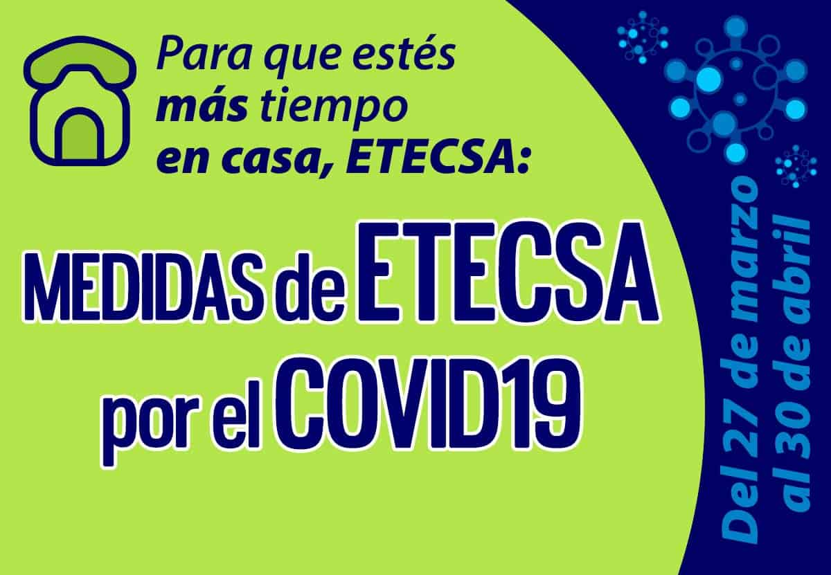 Medidas de ETECSA frente al Coronavirus en Cuba