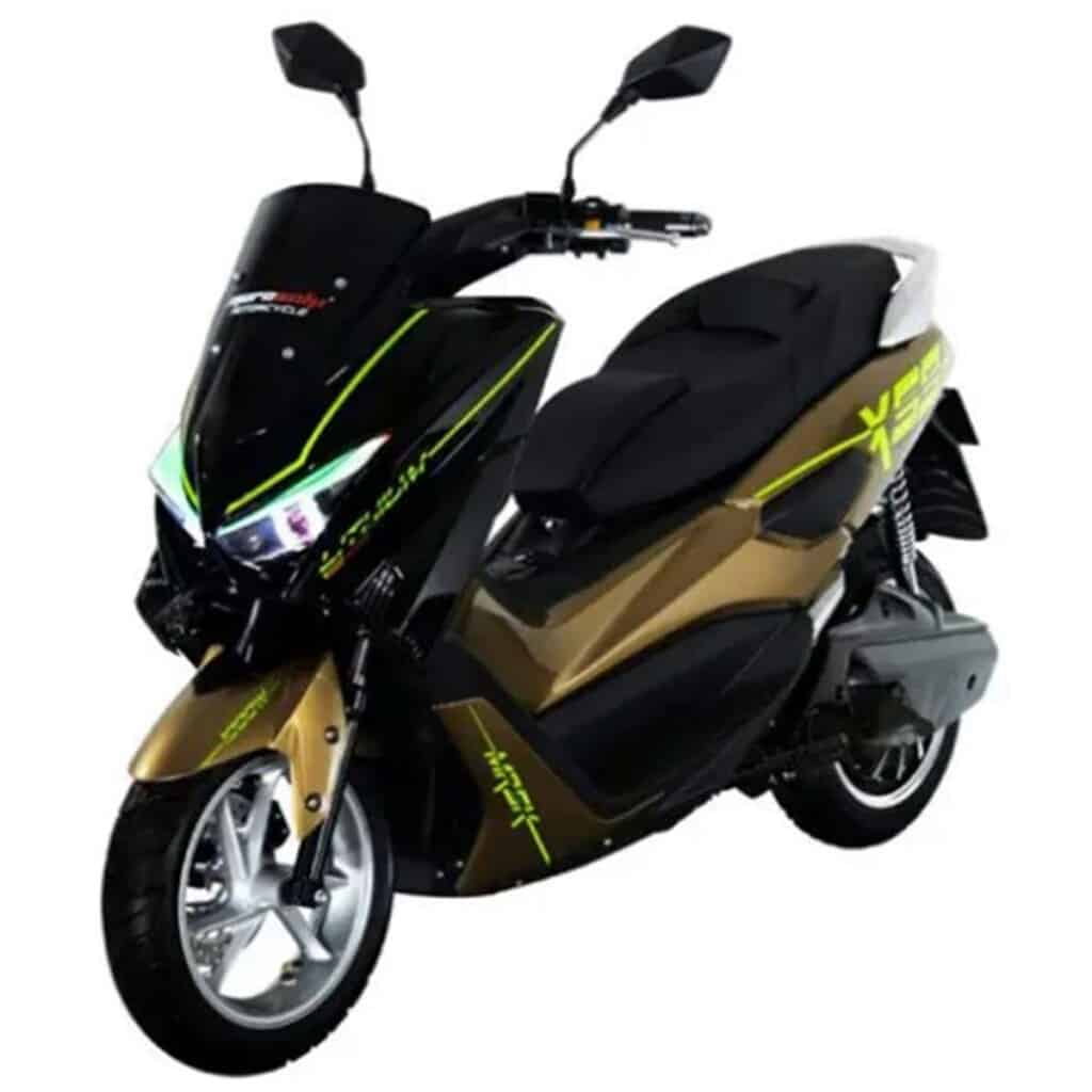 Moto Eléctrica Murasaki XS9