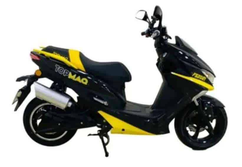 Moto eléctrica BUCATTI TOPMAQ FS 55AH
