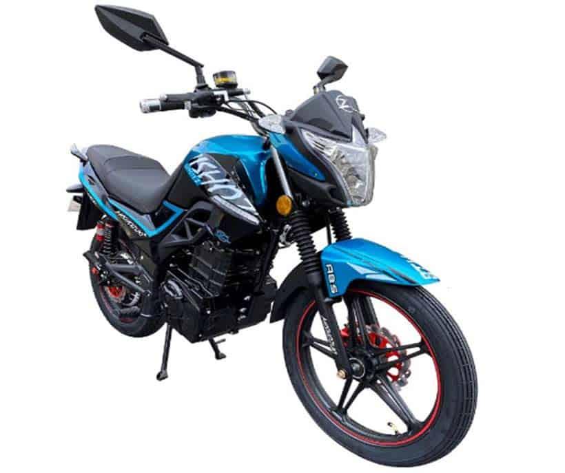 Motocicleta Eléctrica Mishozuki Coyote-2