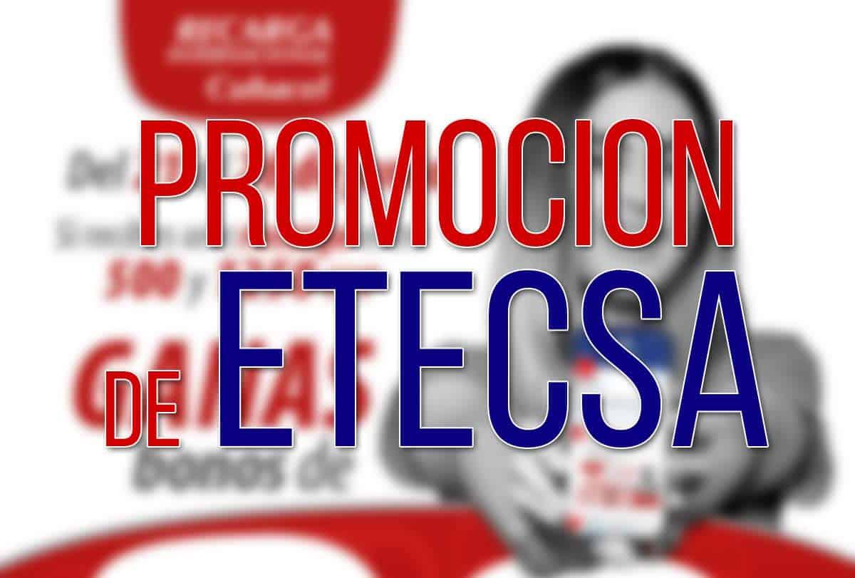 Nueva PROMOCIÓN de Recarga Internacional de Cubacel