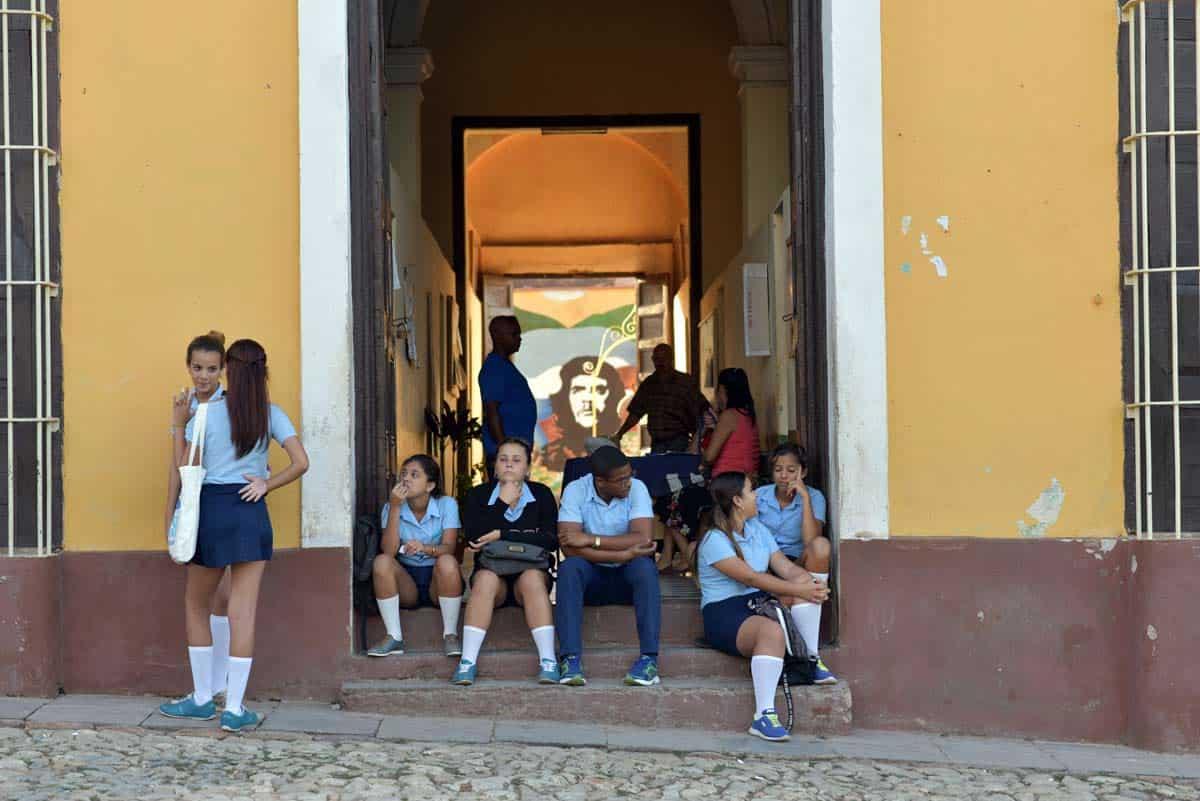 Posponen Examenes de Ingreso-a-la-Educacion Superior en Cuba