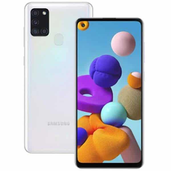 Samsung Galaxy A21s para cuba