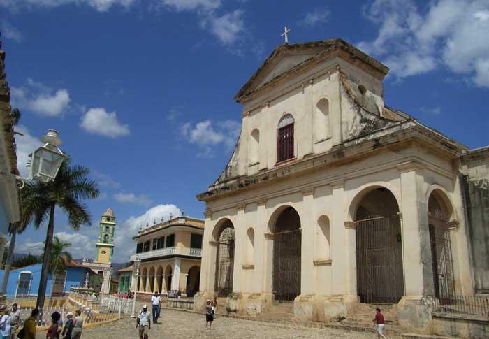 Iglesia Mayor Santísima Trinidad