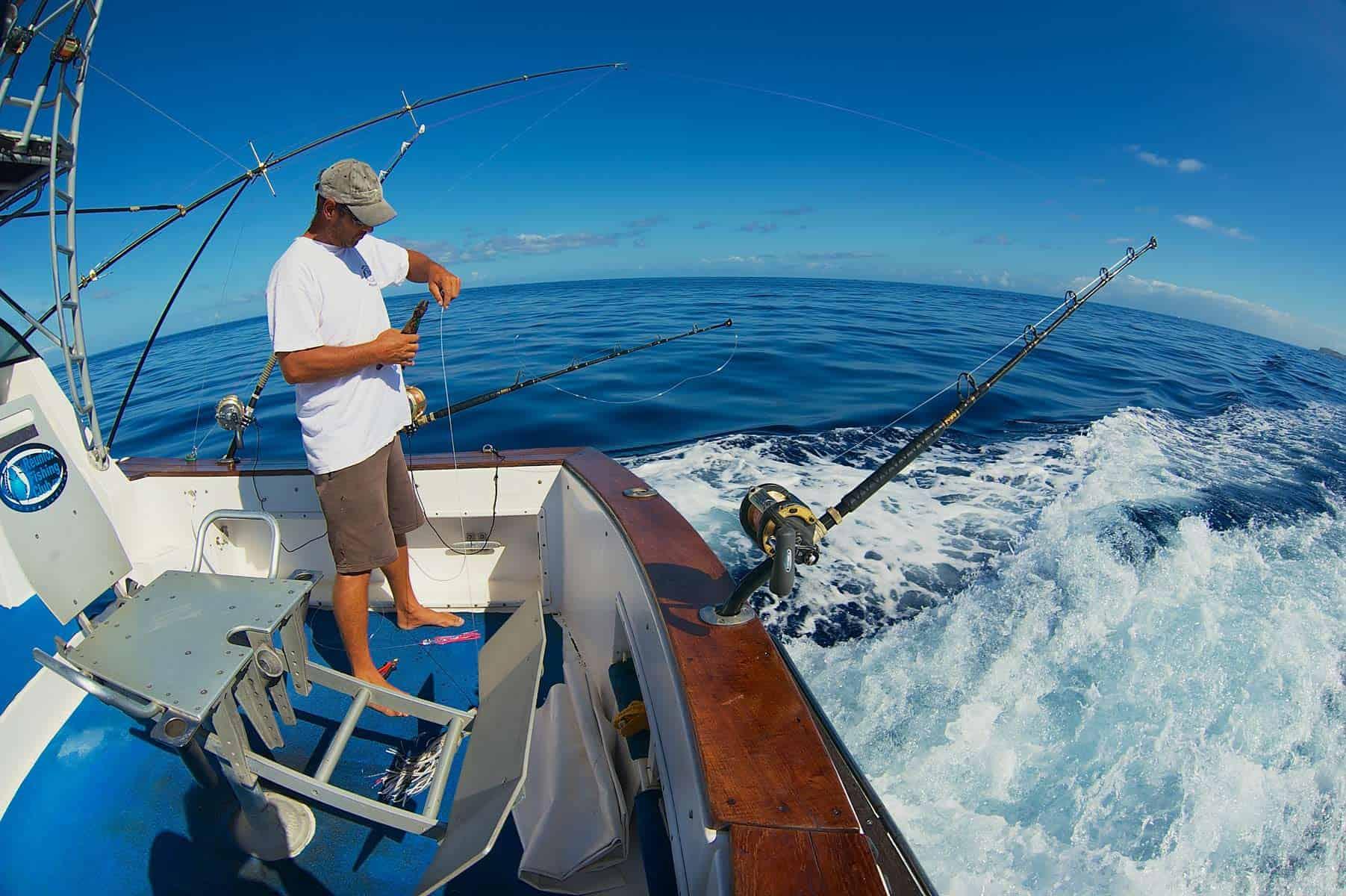 Torneo Internacional de Pesca Big Game Trolling Jardines del Rey