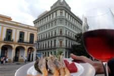 Vista del Restaurante Anacaona