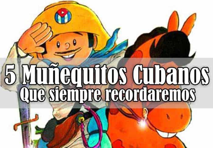 Animados cubanos muñequitos