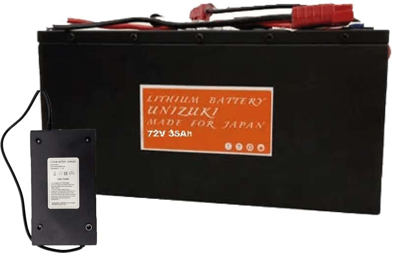 bateria unizuki para cuba