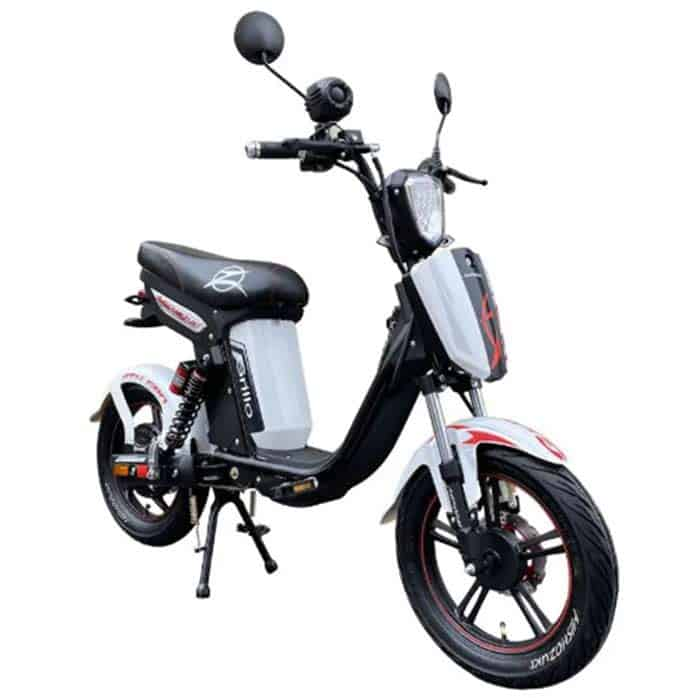 bicicleta electrica MISHOZUKI