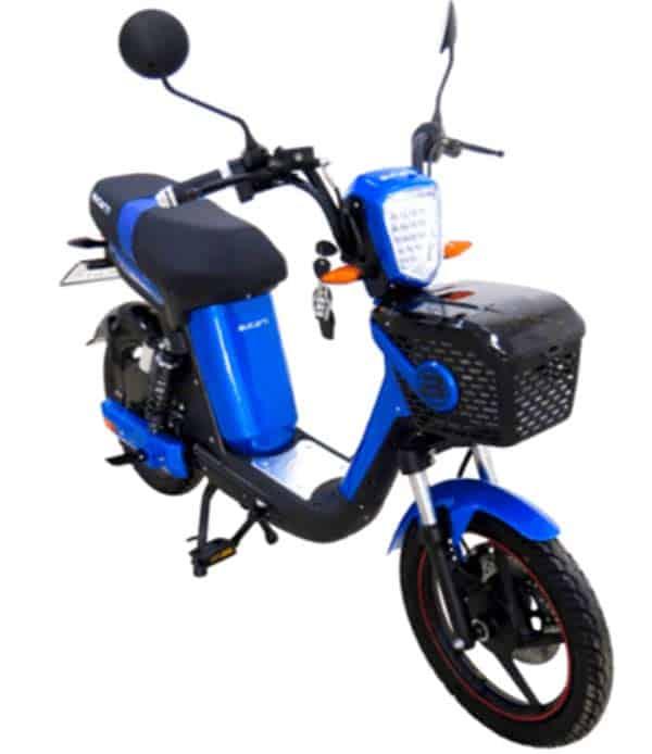 bicicleta electrica bucatti