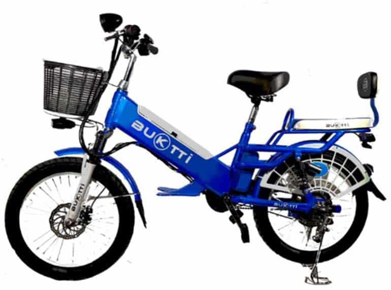 bicicleta electrica bukatti