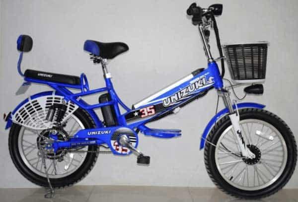 bicicleta electrica unizuki