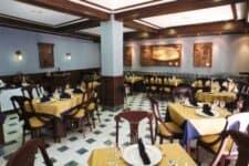 Vista del Restaurante Cantabria