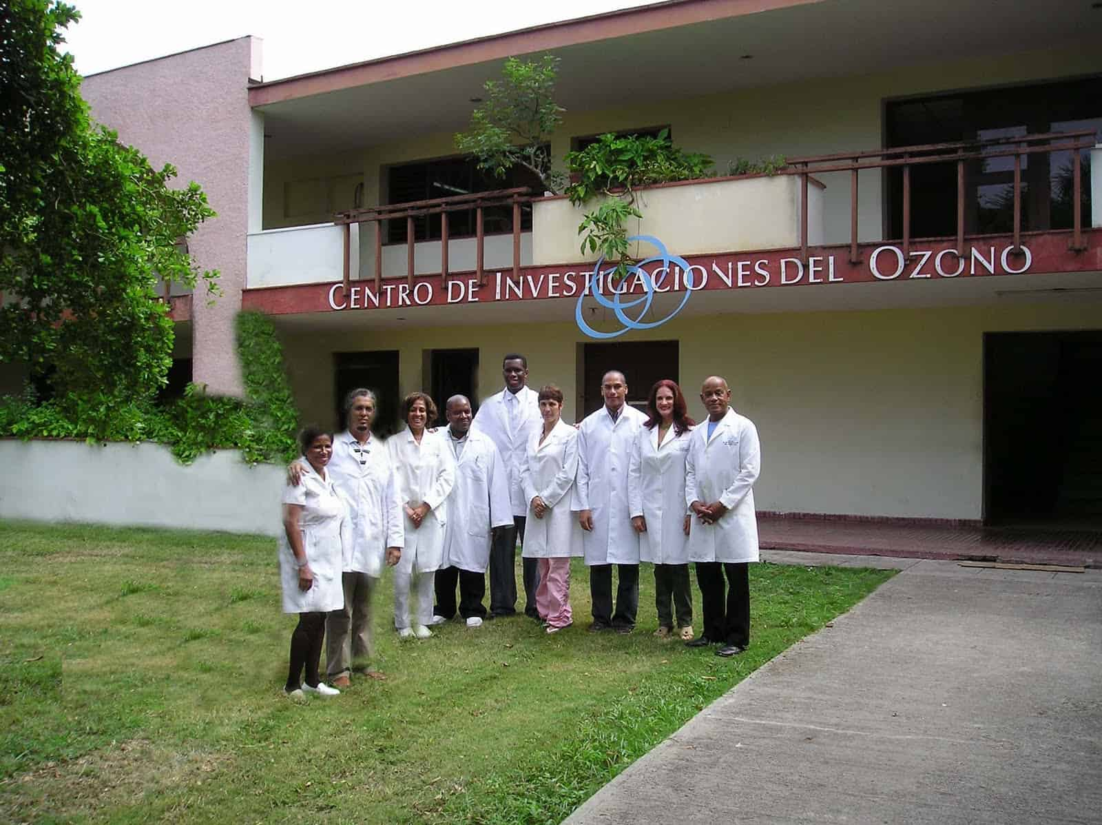 Centro de Investigaciones del Ozono
