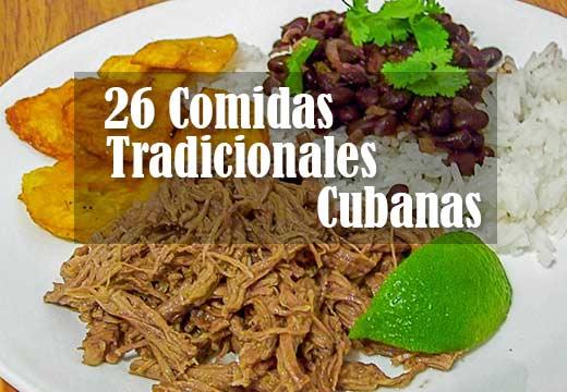 Comidas Tradicionales Cubanas 2017