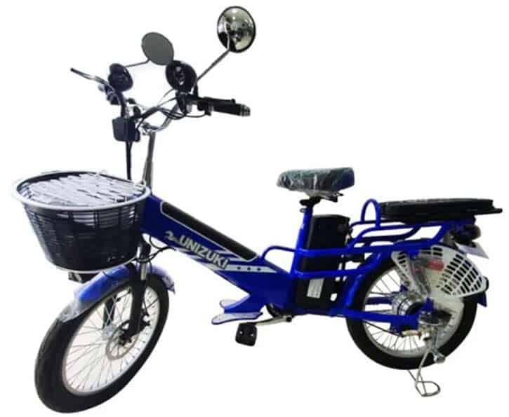 comprar bicicleta electrica unizuki