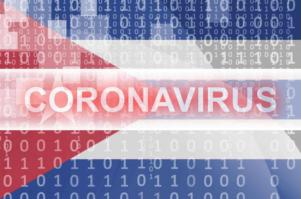 cuba asciendo infectados por coronavirus
