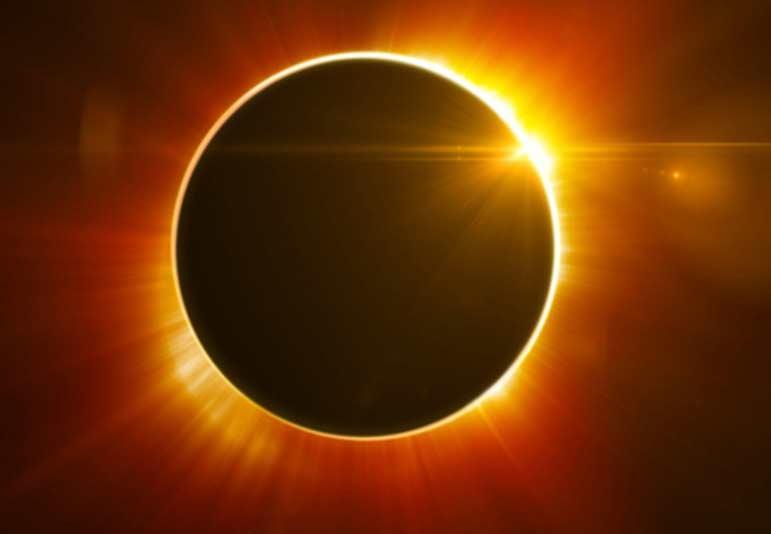 eclipse solar visible desde cuba 2017