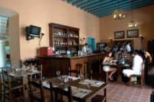 Vista del Restaurante Taberna El Molino