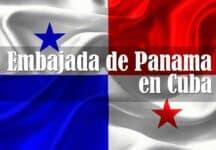 embajada de panama en cuba