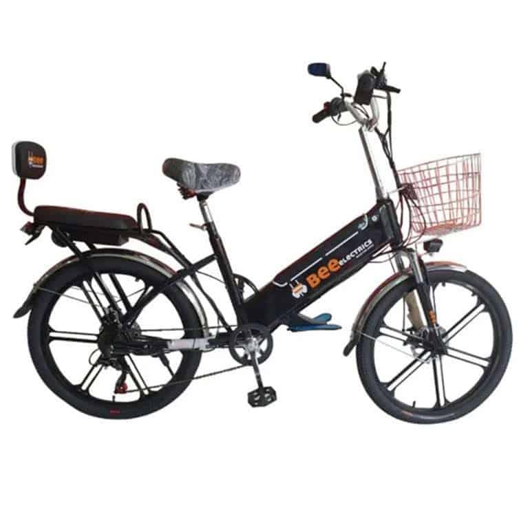 enviar bicicleta electrica Bee a Cuba