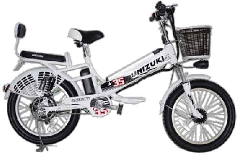 enviar bicicleta electrica unizuki a cuba