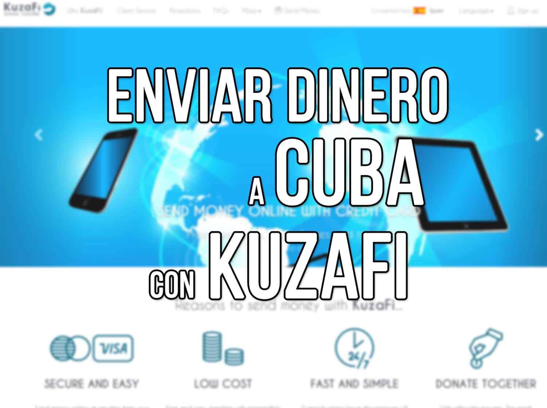 enviar dinero con kuzafi