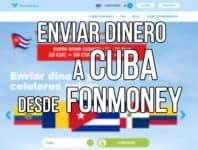 enviar dinero desde fonmoney a cuba