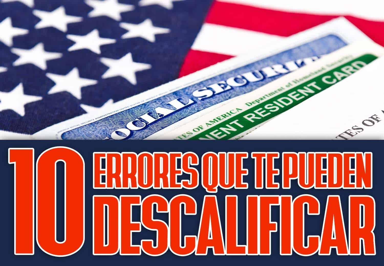 errores loteria de visas estados unidos