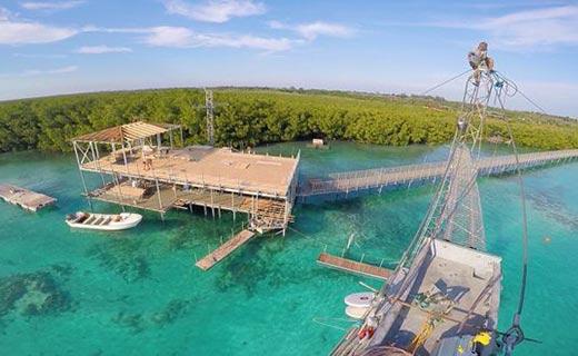 Parque de esquí acuático en Cayo Guillermo incrementará potencial turístico