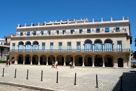 Vista del Hotel Santa Isabel