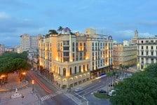 Vista del Hotel Iberostar Parque Central