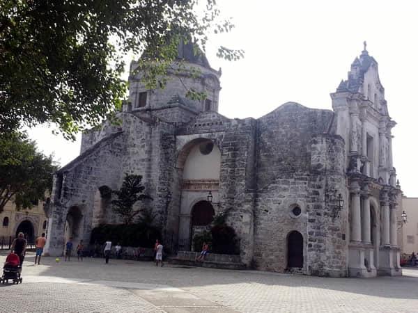 Iglesia de San Francisco de Paula