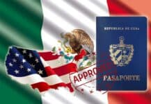 Tramites de inmigración de EE.UU para cubanos en México