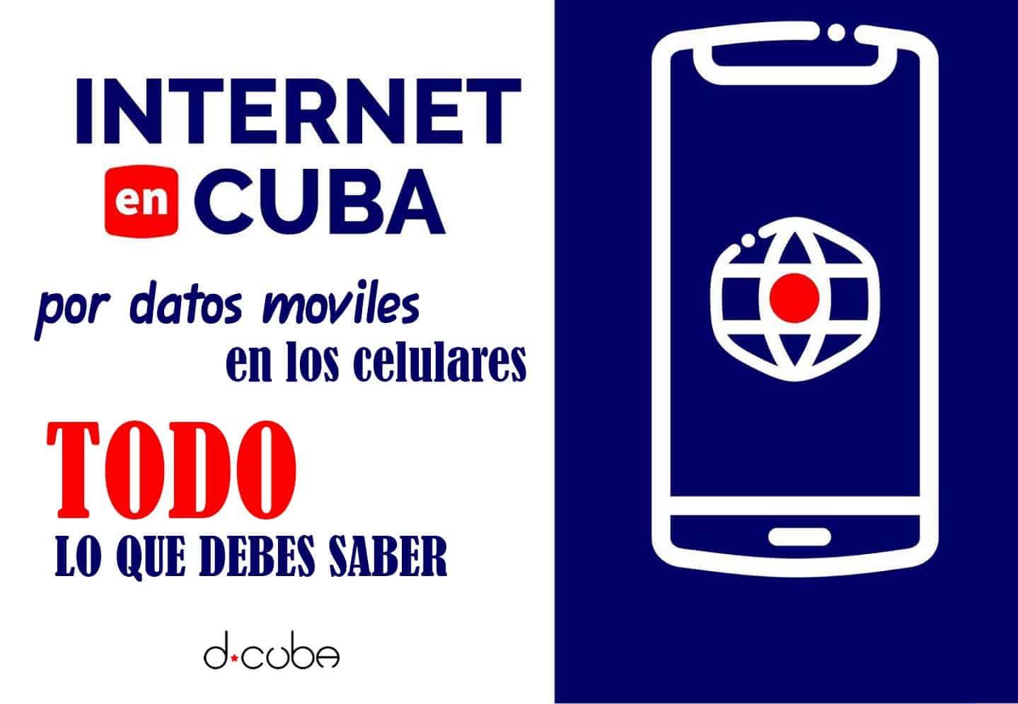 internet en cuba por datos moviles
