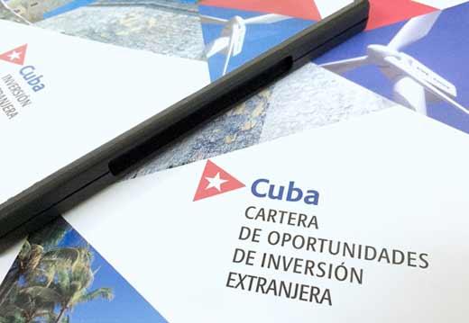 Nueva inversion extranjera en Cuba