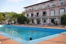 Vista del Hotel Horizontes Los Jazmines