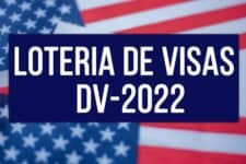 loteria de visas 2022