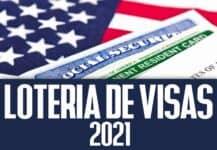 loteria de visas